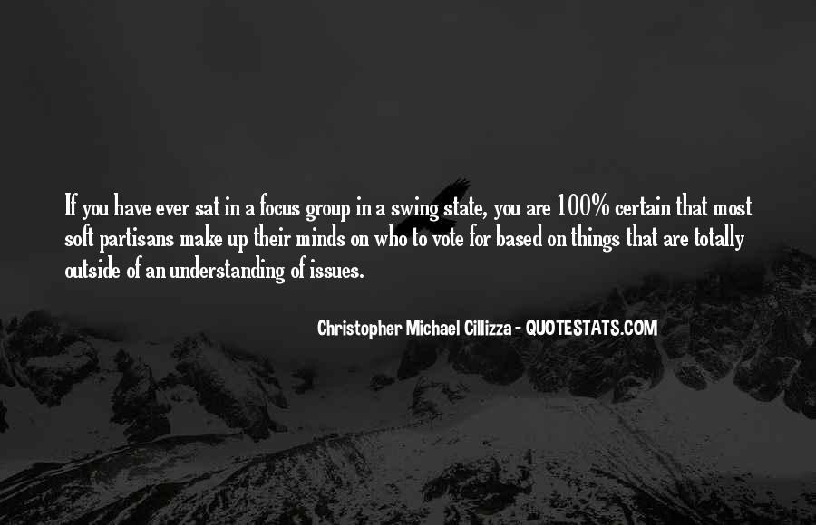 Christopher Michael Cillizza Quotes #1012950
