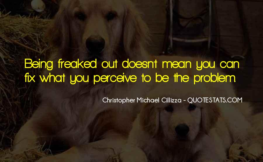 Christopher Michael Cillizza Quotes #1292811