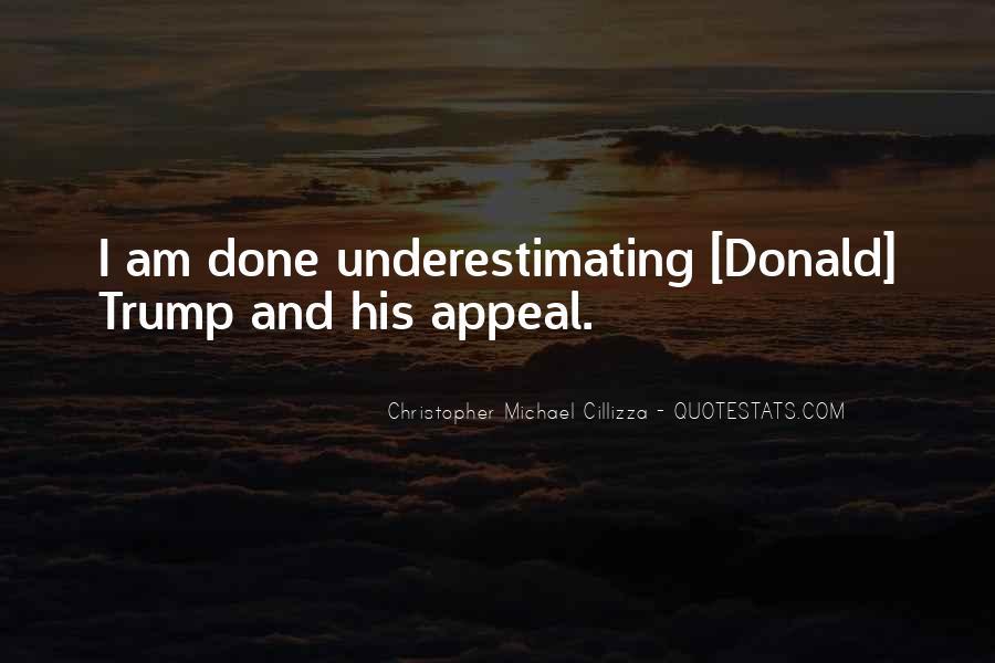 Christopher Michael Cillizza Quotes #1796086