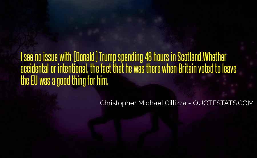 Christopher Michael Cillizza Quotes #465677