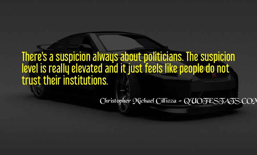 Christopher Michael Cillizza Quotes #949267
