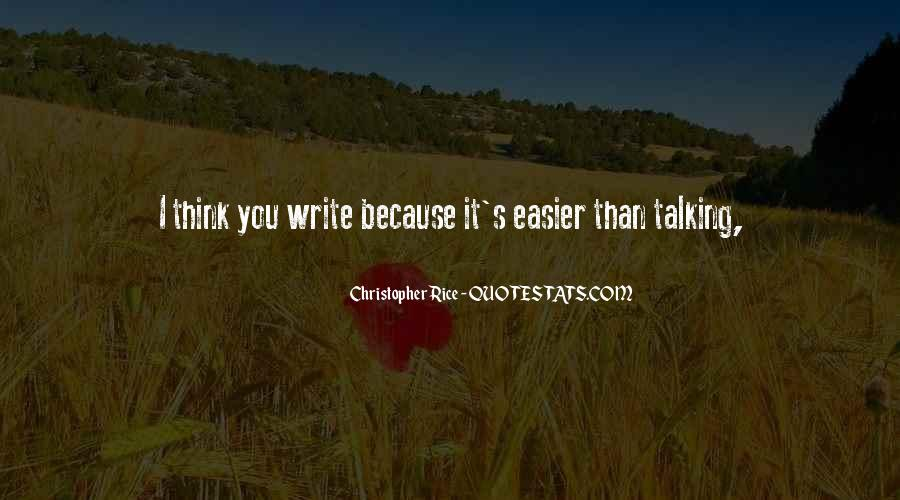 Christopher Rice Quotes #1051383