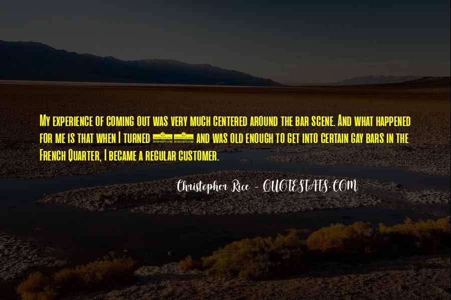 Christopher Rice Quotes #1341728
