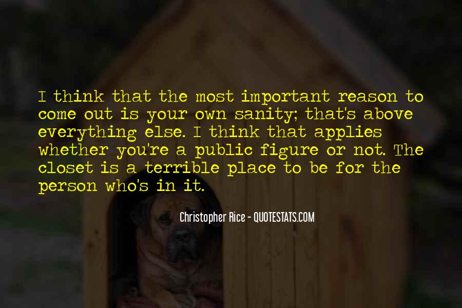Christopher Rice Quotes #474540