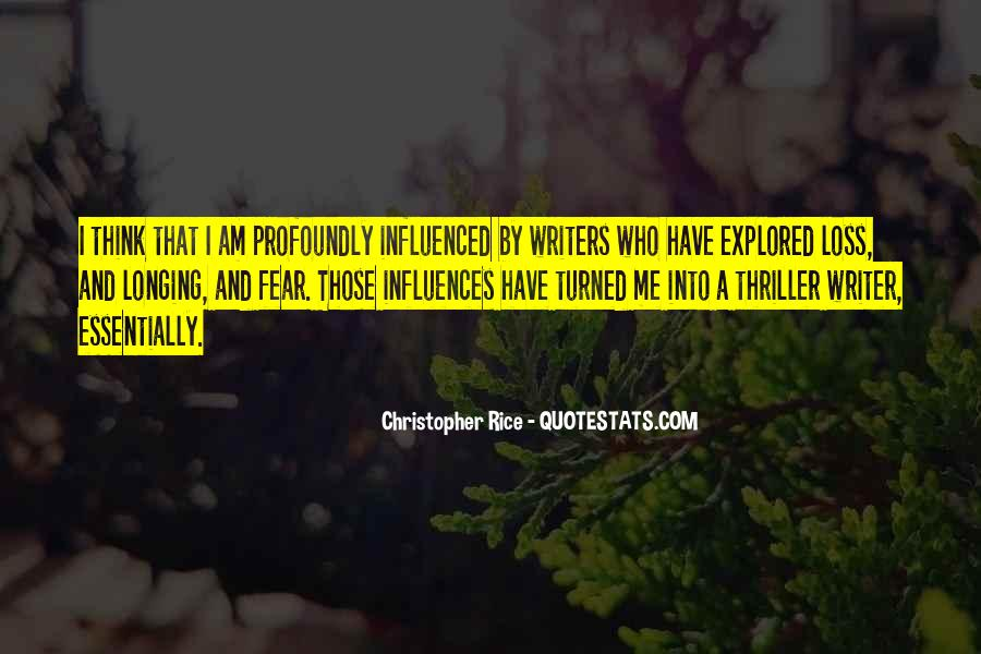 Christopher Rice Quotes #685702
