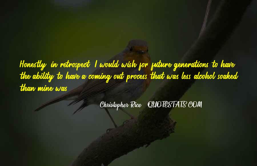 Christopher Rice Quotes #92756