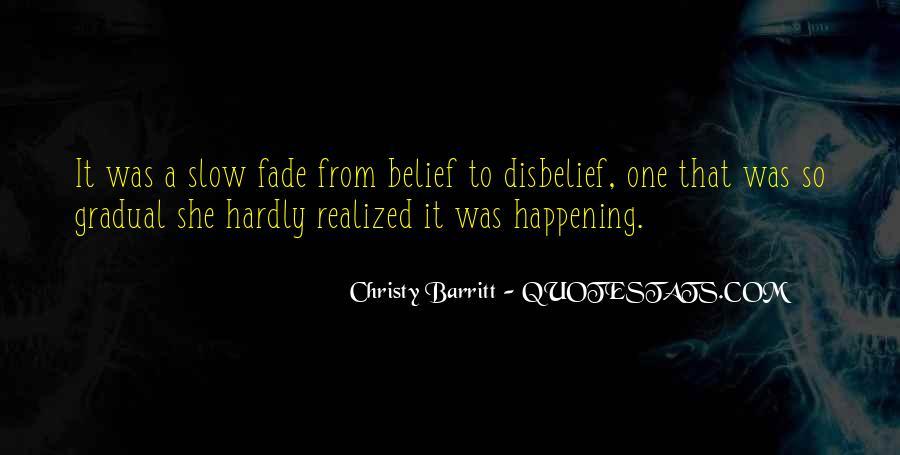 Christy Barritt Quotes #1594744