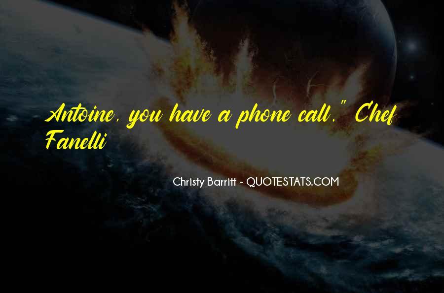 Christy Barritt Quotes #1598238