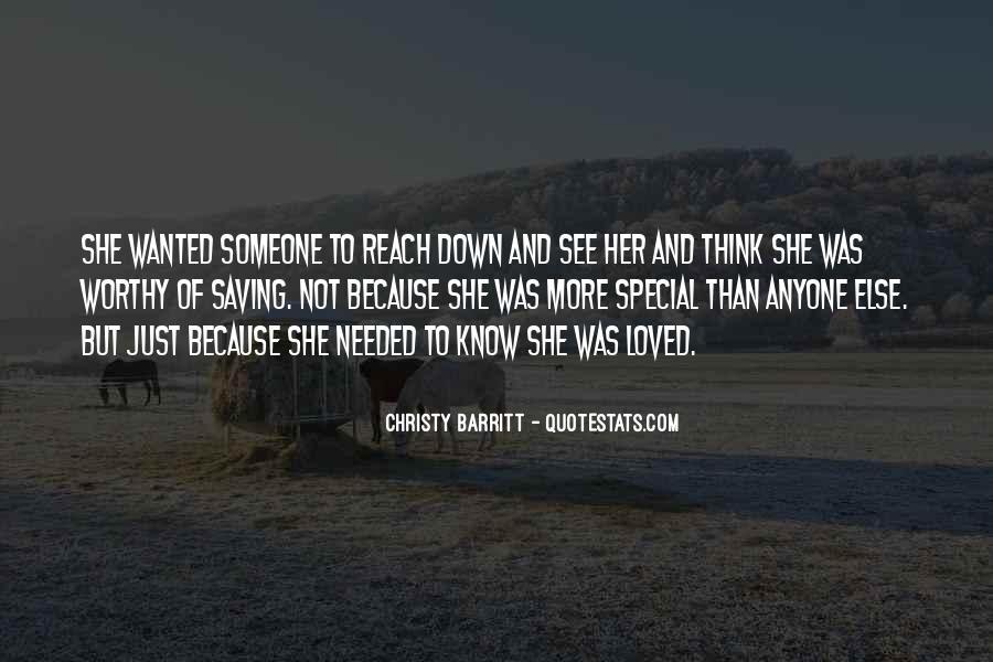 Christy Barritt Quotes #1846205