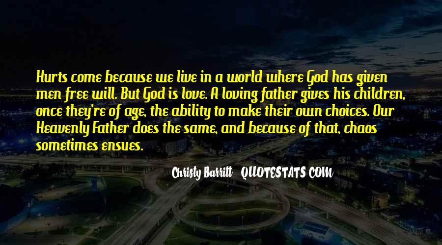 Christy Barritt Quotes #440500