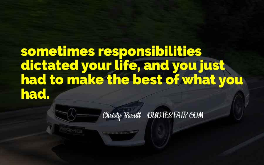 Christy Barritt Quotes #504686
