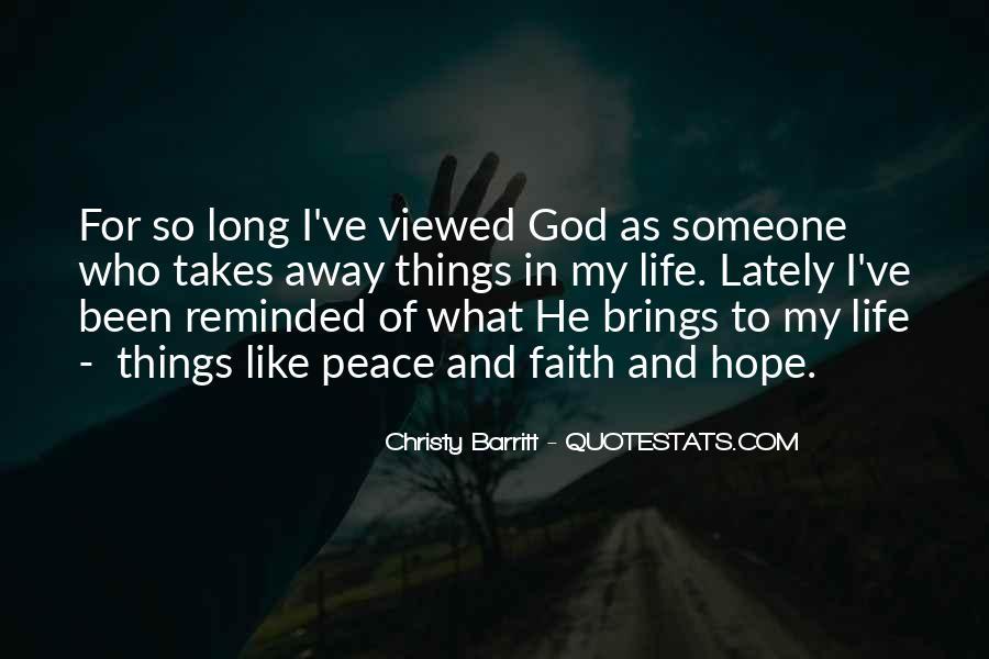 Christy Barritt Quotes #689863