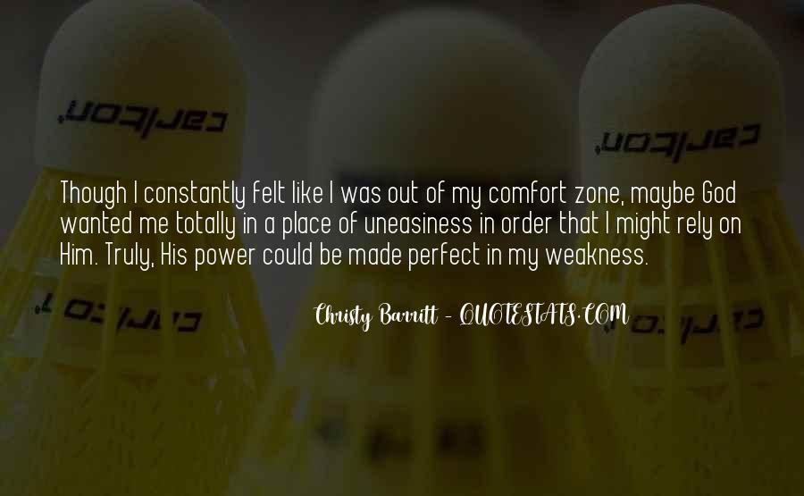 Christy Barritt Quotes #712623
