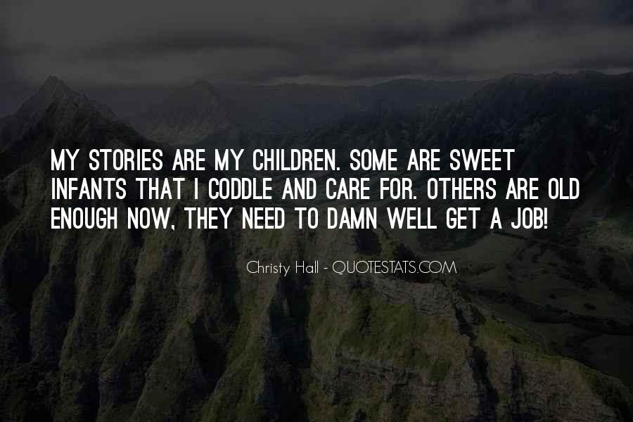Christy Hall Quotes #1145069