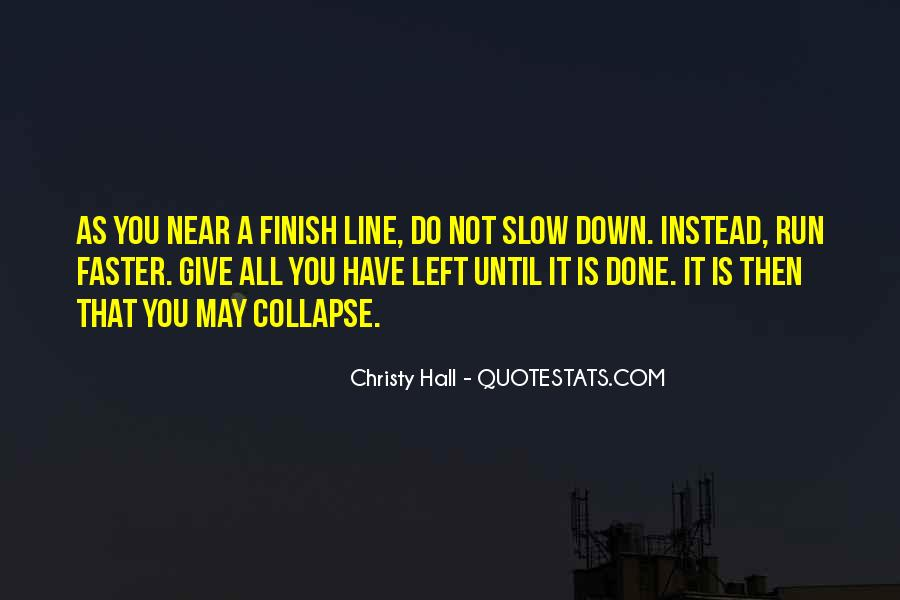 Christy Hall Quotes #581658