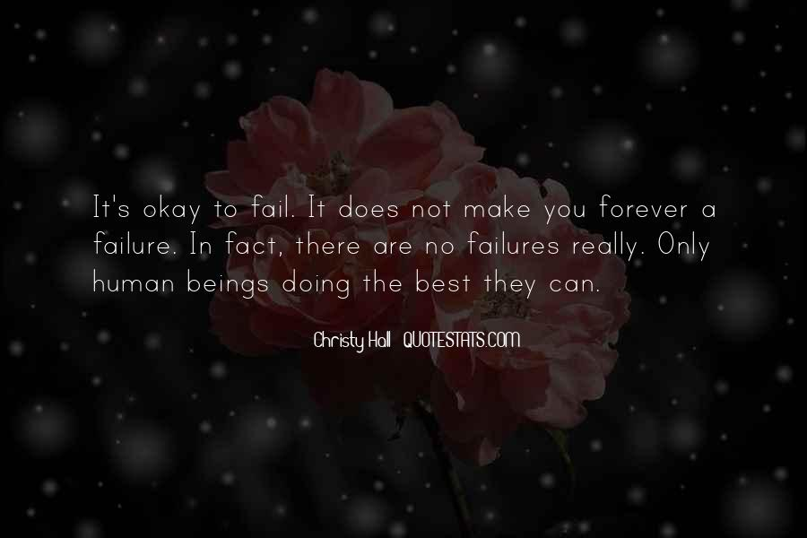 Christy Hall Quotes #761169