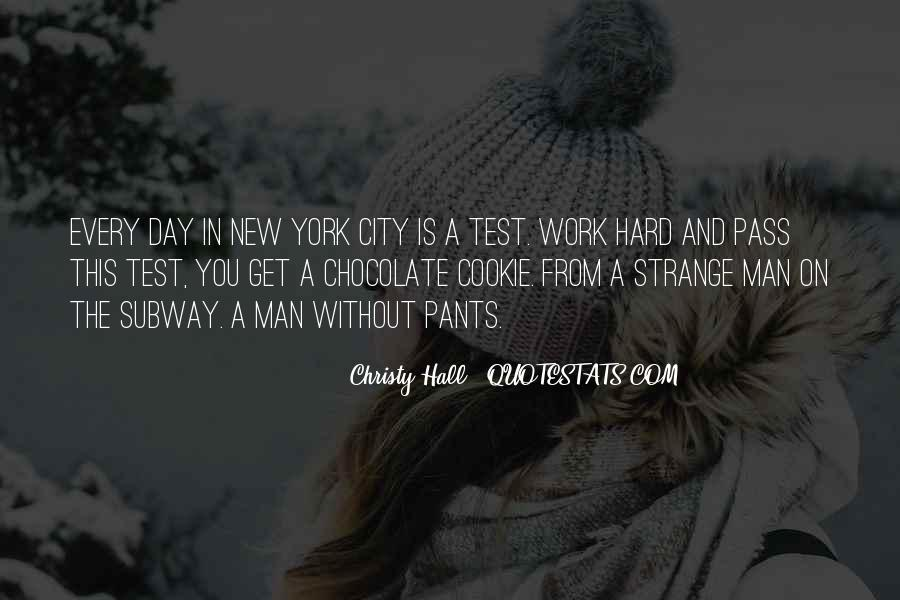 Christy Hall Quotes #970967