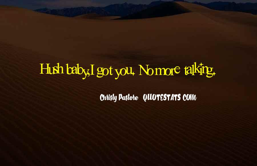 Christy Pastore Quotes #1182727