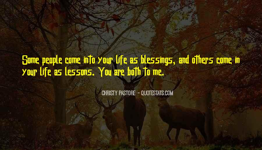 Christy Pastore Quotes #125841