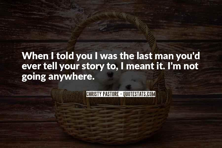Christy Pastore Quotes #1774126