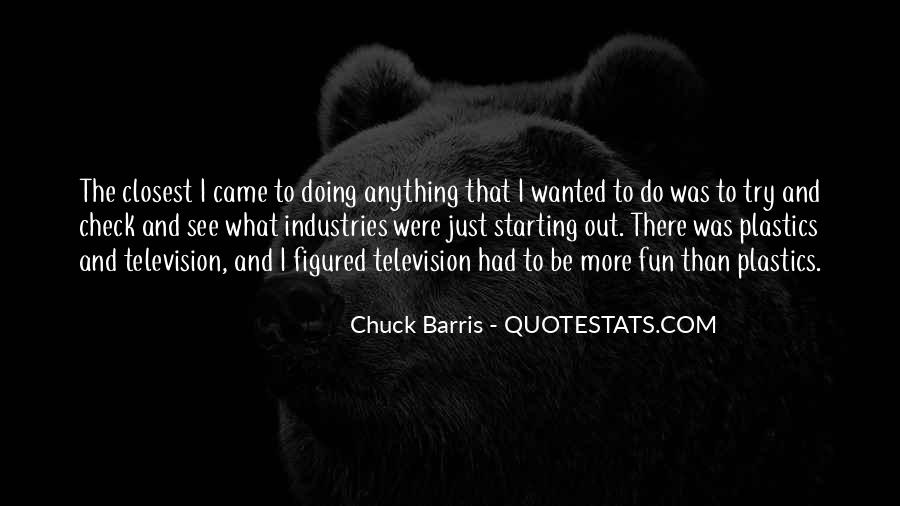 Chuck Barris Quotes #962929