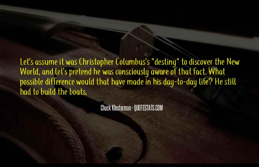Chuck Klosterman Quotes #589622