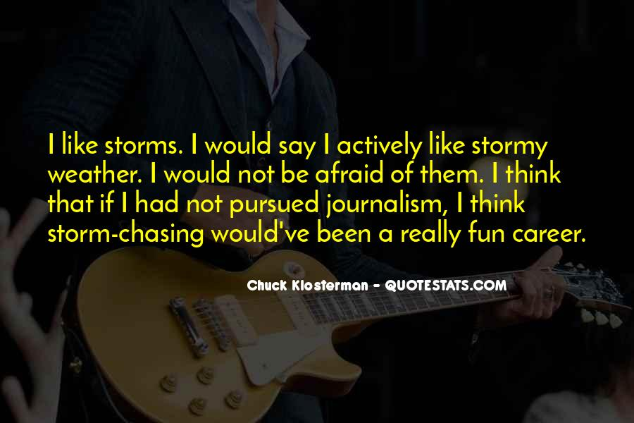 Chuck Klosterman Quotes #68192