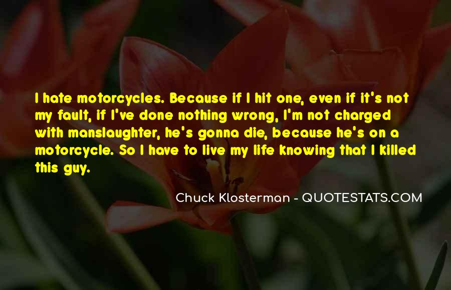 Chuck Klosterman Quotes #929406