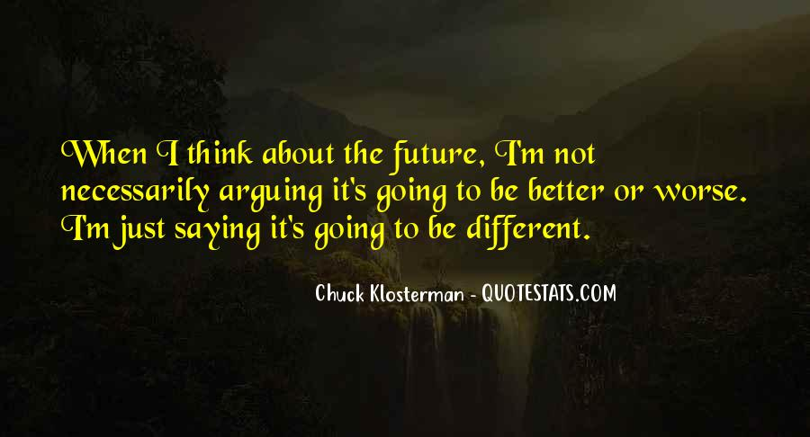 Chuck Klosterman Quotes #963786