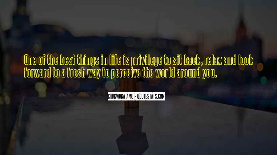 Chukwuka Amu Quotes #823574