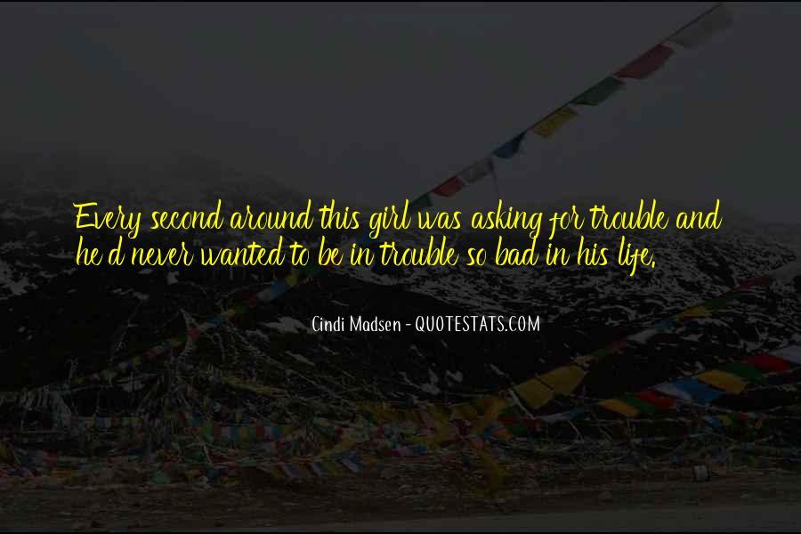 Cindi Madsen Quotes #1099894