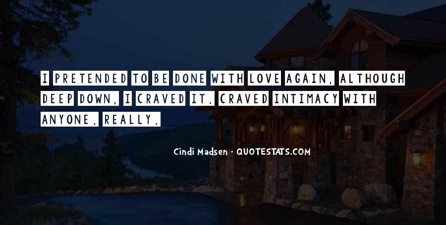 Cindi Madsen Quotes #1256447
