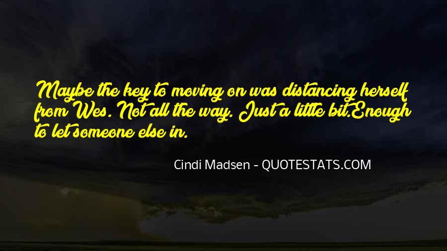 Cindi Madsen Quotes #1329746