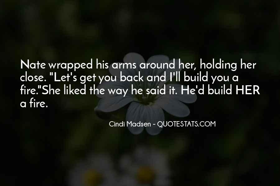 Cindi Madsen Quotes #1341985