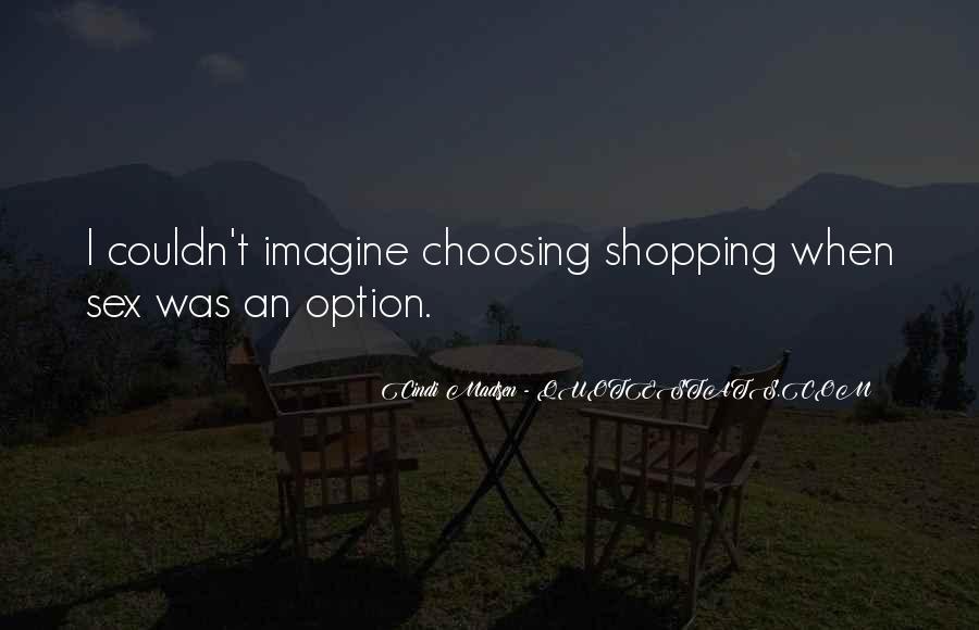 Cindi Madsen Quotes #1385395