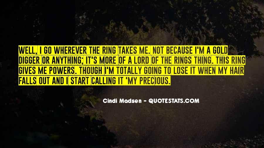 Cindi Madsen Quotes #1401550