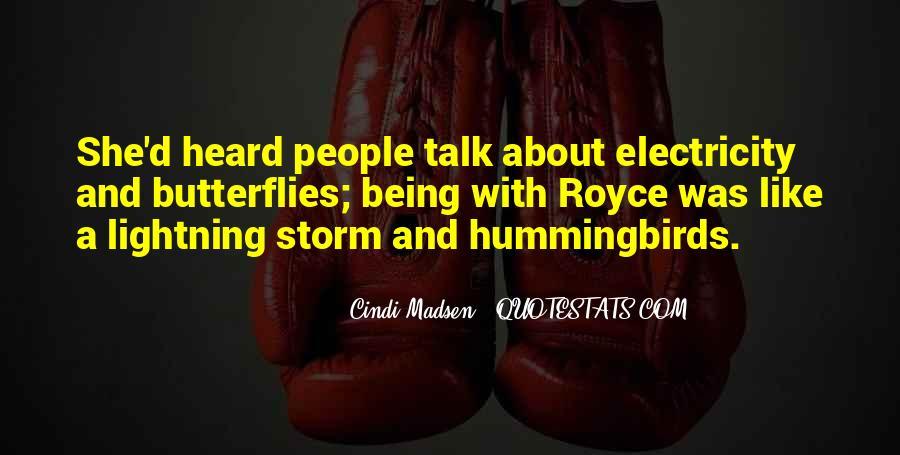 Cindi Madsen Quotes #1404736