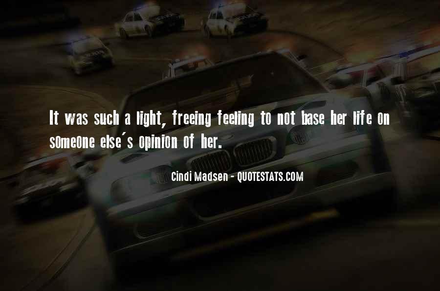 Cindi Madsen Quotes #159787