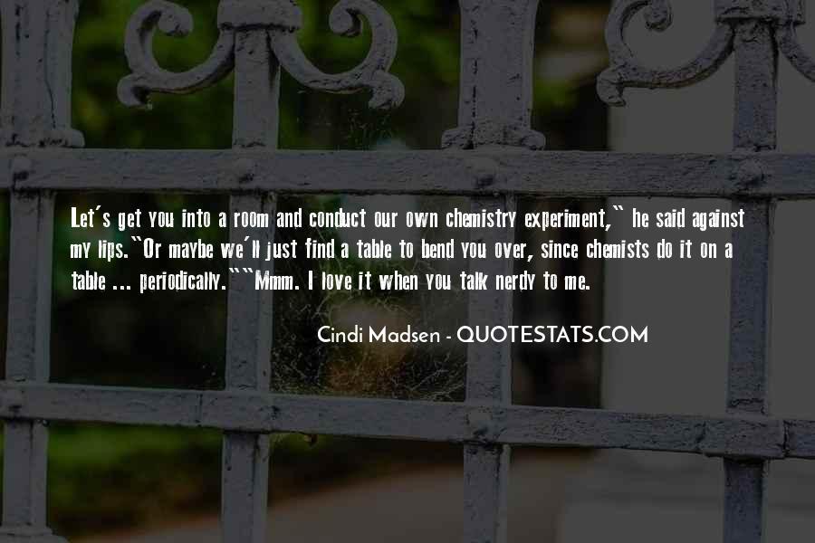 Cindi Madsen Quotes #1753285