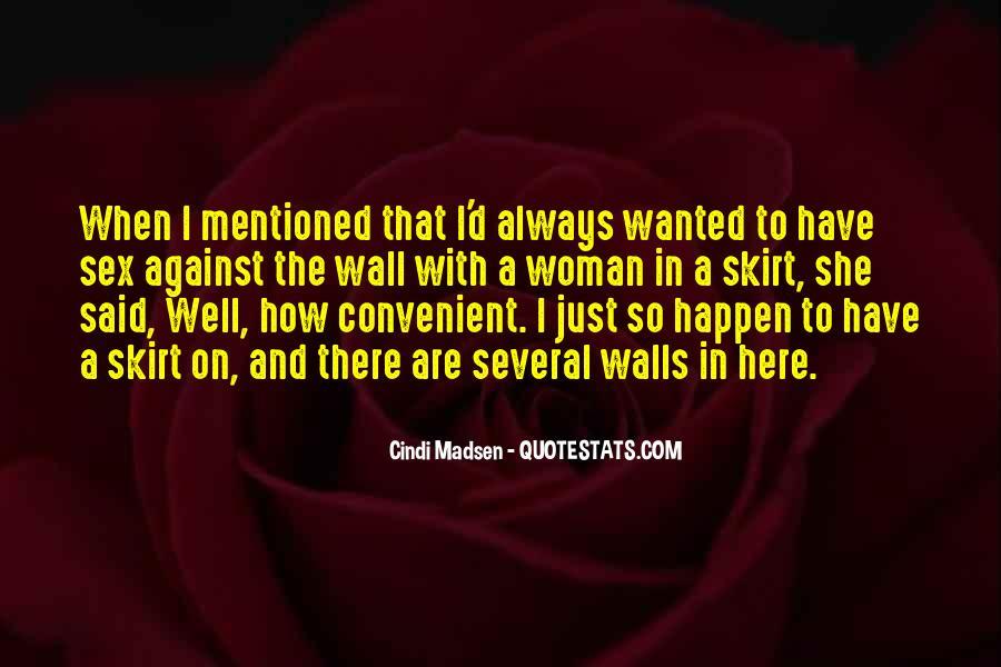 Cindi Madsen Quotes #1803970
