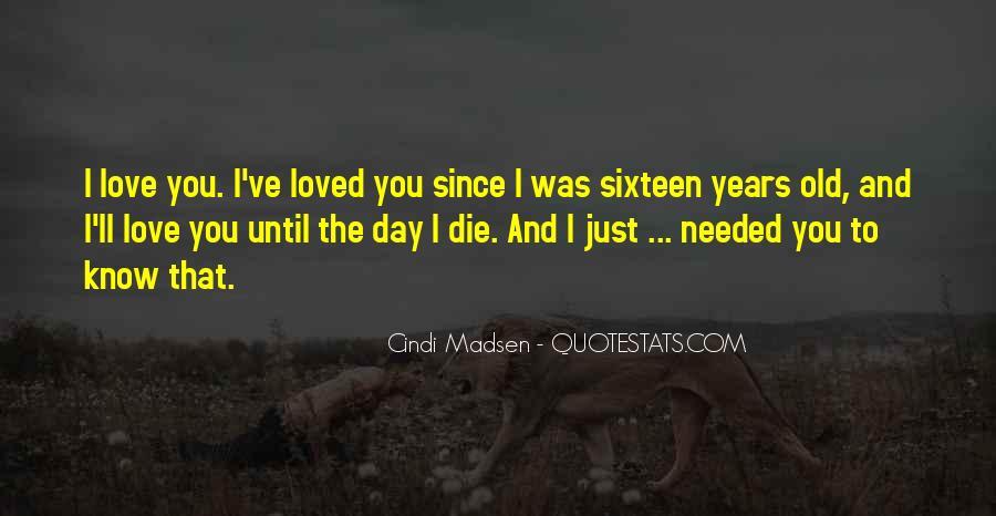Cindi Madsen Quotes #1840244