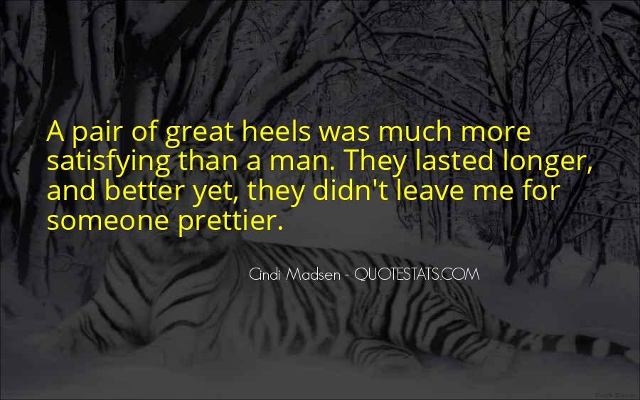 Cindi Madsen Quotes #228714