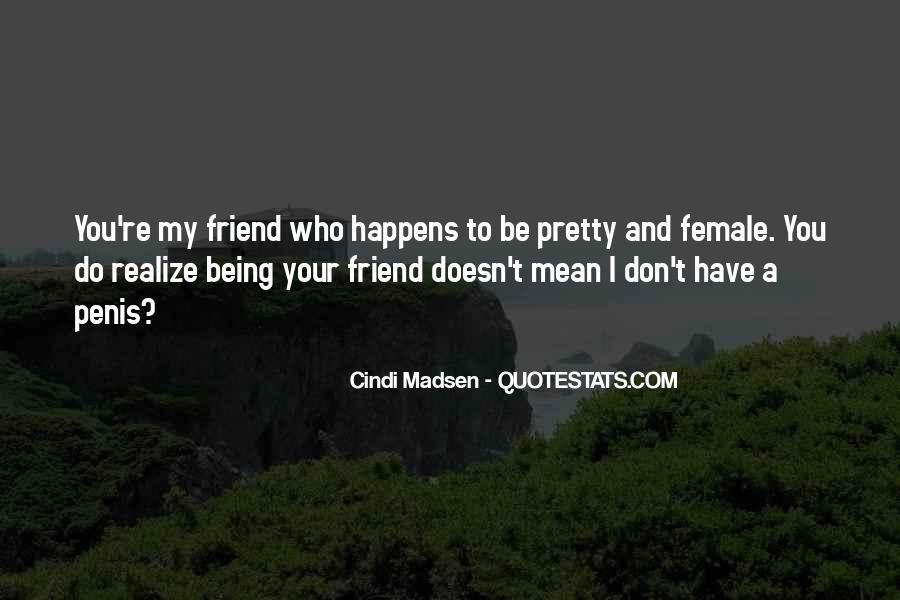 Cindi Madsen Quotes #252287