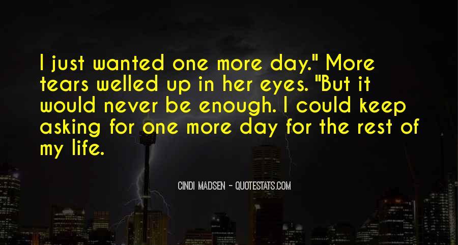 Cindi Madsen Quotes #361050