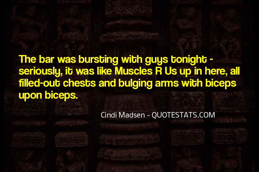 Cindi Madsen Quotes #398220