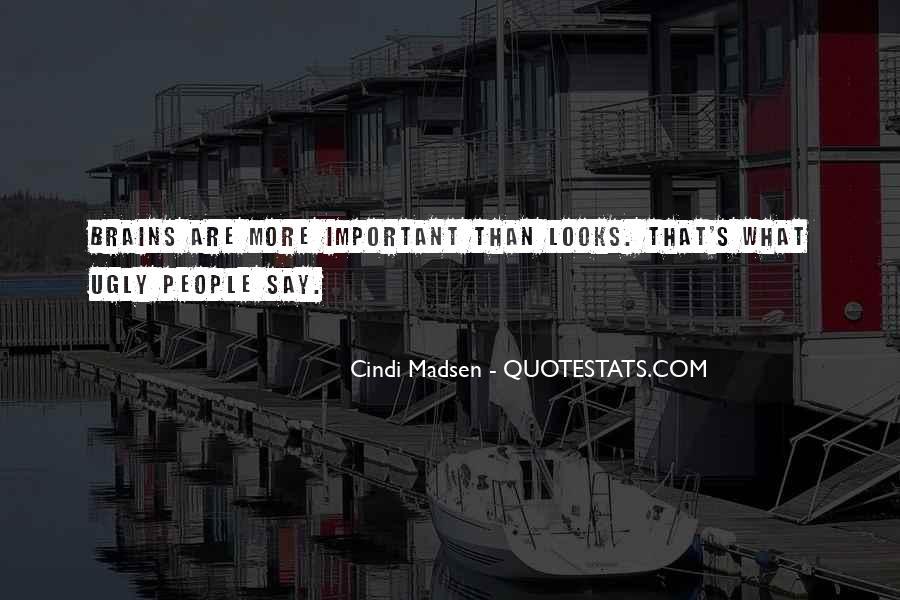Cindi Madsen Quotes #473999