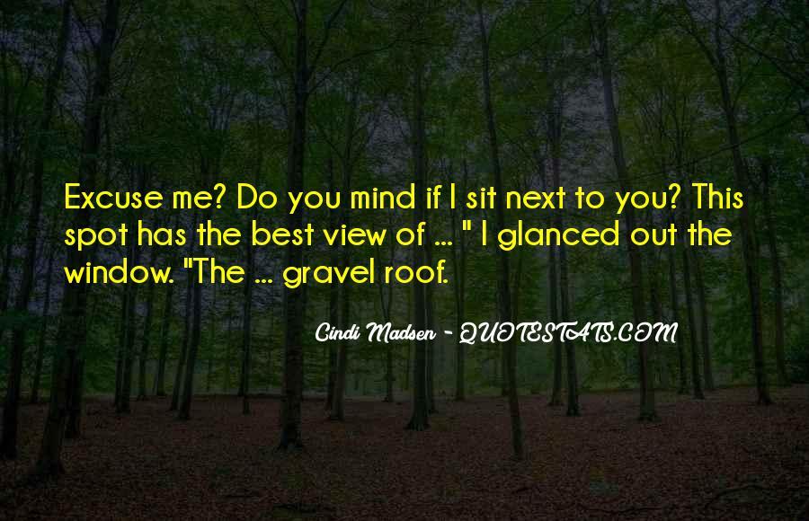 Cindi Madsen Quotes #483942