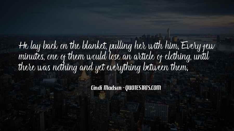 Cindi Madsen Quotes #536729