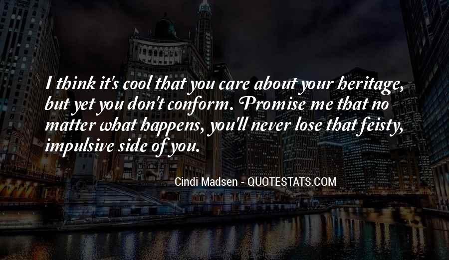 Cindi Madsen Quotes #797033