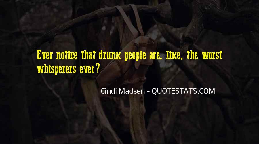 Cindi Madsen Quotes #873816